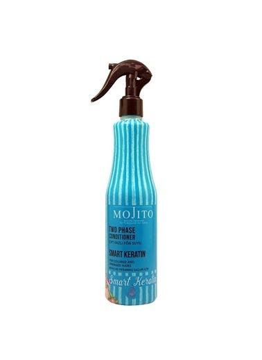 Mojito Mojito Keratin Yağlı Çift Fazlı Fön Suyu 400Ml Renksiz